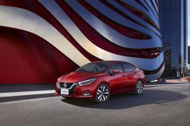 El nuevo Nissan Versa trae cambios sustanciales