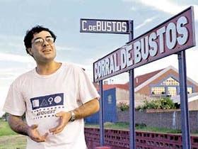 En la estación de Corral de Bustos, Daniel Martínez Llull quebró el silencio y contó la historia