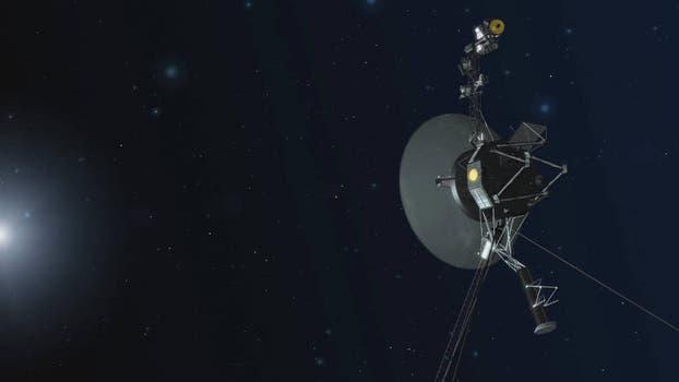 Una de las naves Voyager. Foto: NASA