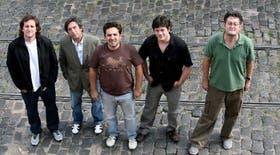 Los exitosos: Zanoni, Gallo, Amartino, Baccaglioni y Gobbi
