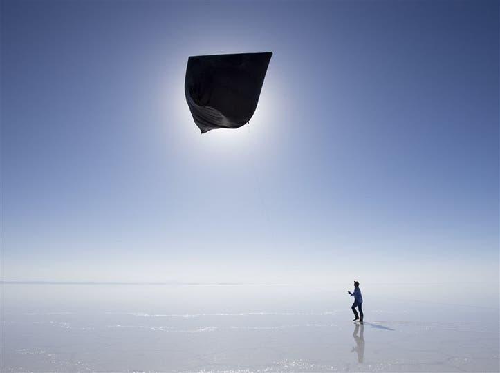 El Proyecto Aeroceno apela a la luz del sol para resolver problemas ambientales