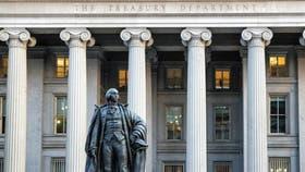 Una misión del equipo económico comenzó a negociar con funcionarios del Departamento del Tesoro de los Estados Unidos para que el Gobierno pueda acceder a las cuentas de argentinos en ese país