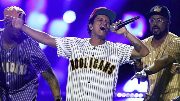 Bruno Mars ya está en Lima para su concierto