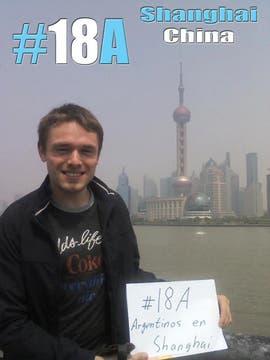 Shanghai, China. Foto: facebook.com/El-Cipayo-en-el-Exterior