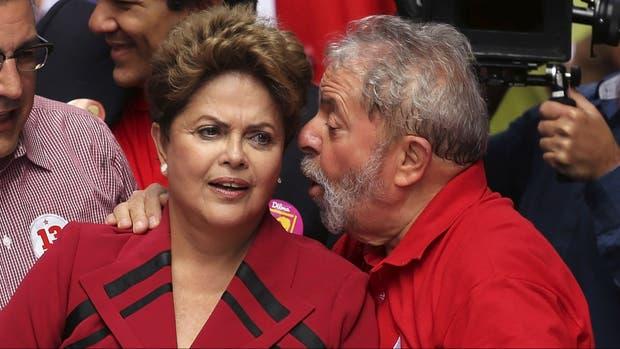 Denuncian a Lula ya Dilma Rousseff por asociación ilícita
