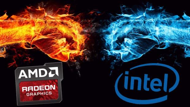 ¡Histórico!: Intel y AMD fabricarán un procesador en conjunto