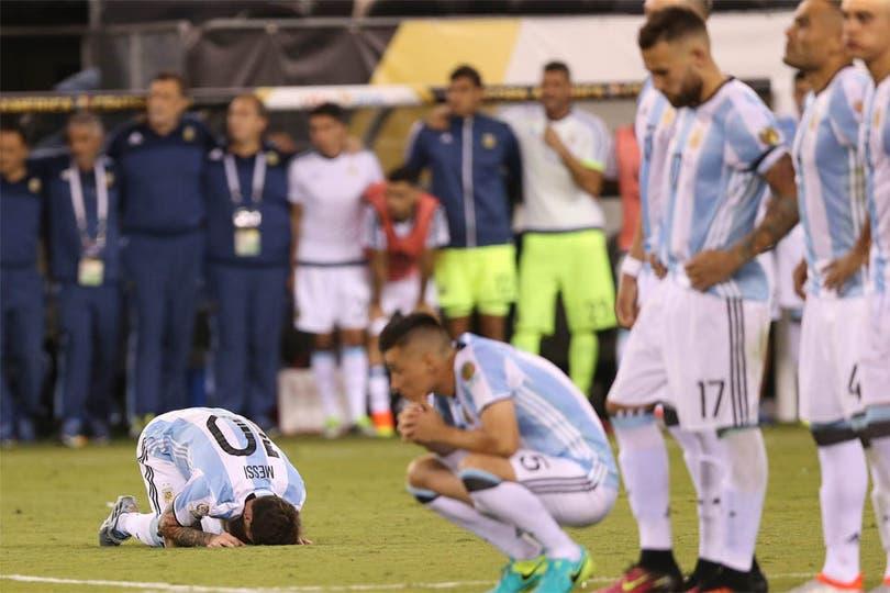 Messi renuncia a selección de Argentina tras derrota en Copa América
