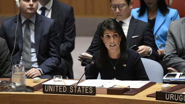 """Para Estados Unidos, Coreal del Norte """"está pidiendo una guerra"""""""