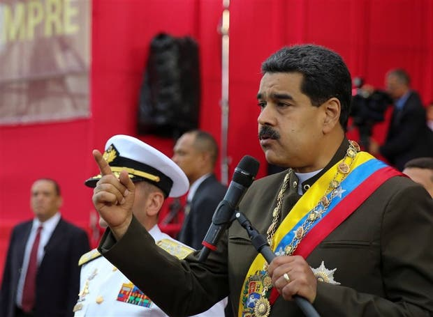 """""""Somos Mercosur de alma, corazón y vida"""", dijo Maduro"""