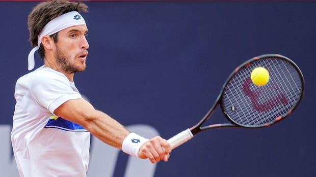 Leo Mayer y una nueva proyección en el circuito ATP