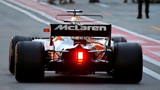 Alonso no logró completar ninguna de las cuatro pruebas del año