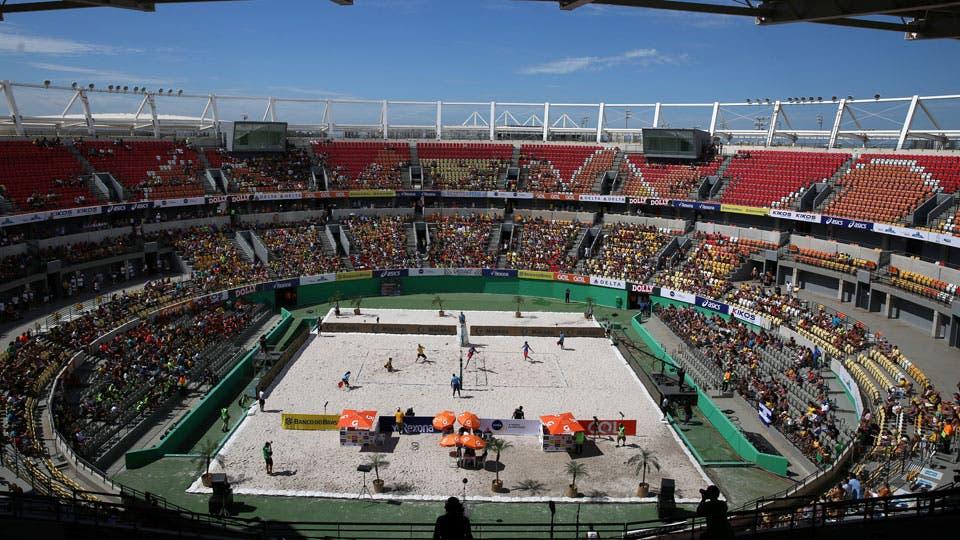 El abandono en lo que fue la sede de los Juegos 2016 en Río de Janeiro. Foto: Reuters