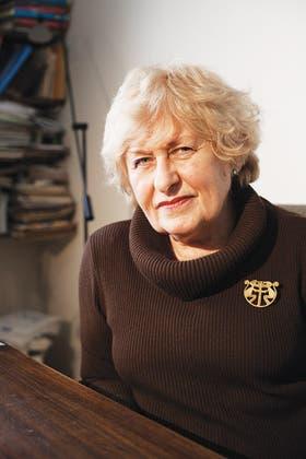 Determinante. ´´No cuidan su salud´´, sentencia la psiquiatra Elsa Wolfberg, que hace más de 14 años estudia el desgaste de los galenos