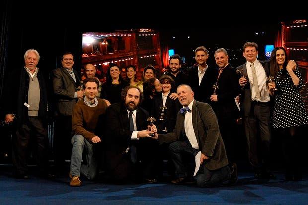 Todos los ganadores de los premios Cóndor