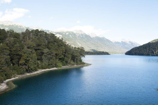 Lago Correntoso. Mariana Roveda