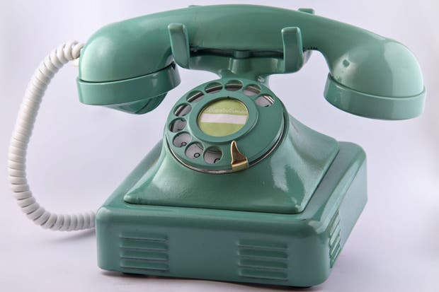 Teléfono retro - BARTOLOMEA.