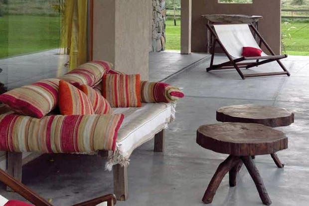 Las mejores telas para tus muebles de exterior   living   espacio ...