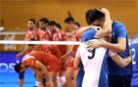 Debut con triunfo ante Irán