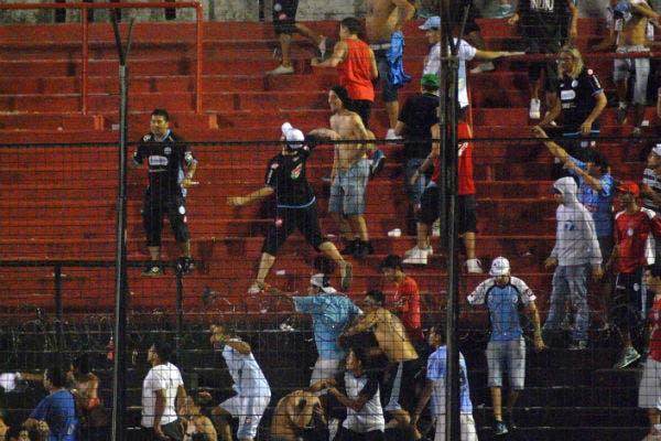 Incidentes en Rosario, cuando fue Belgrano