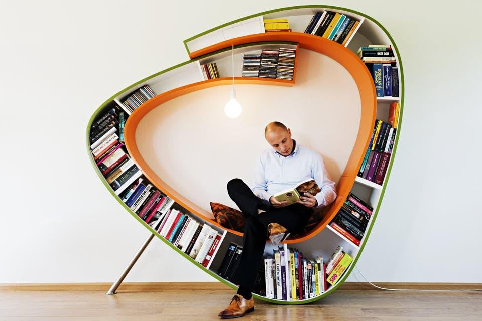 Objetos locos para lectores