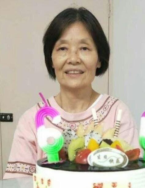 Aparecieron imágenes de la ciudadana china desaparecida en Ezeiza