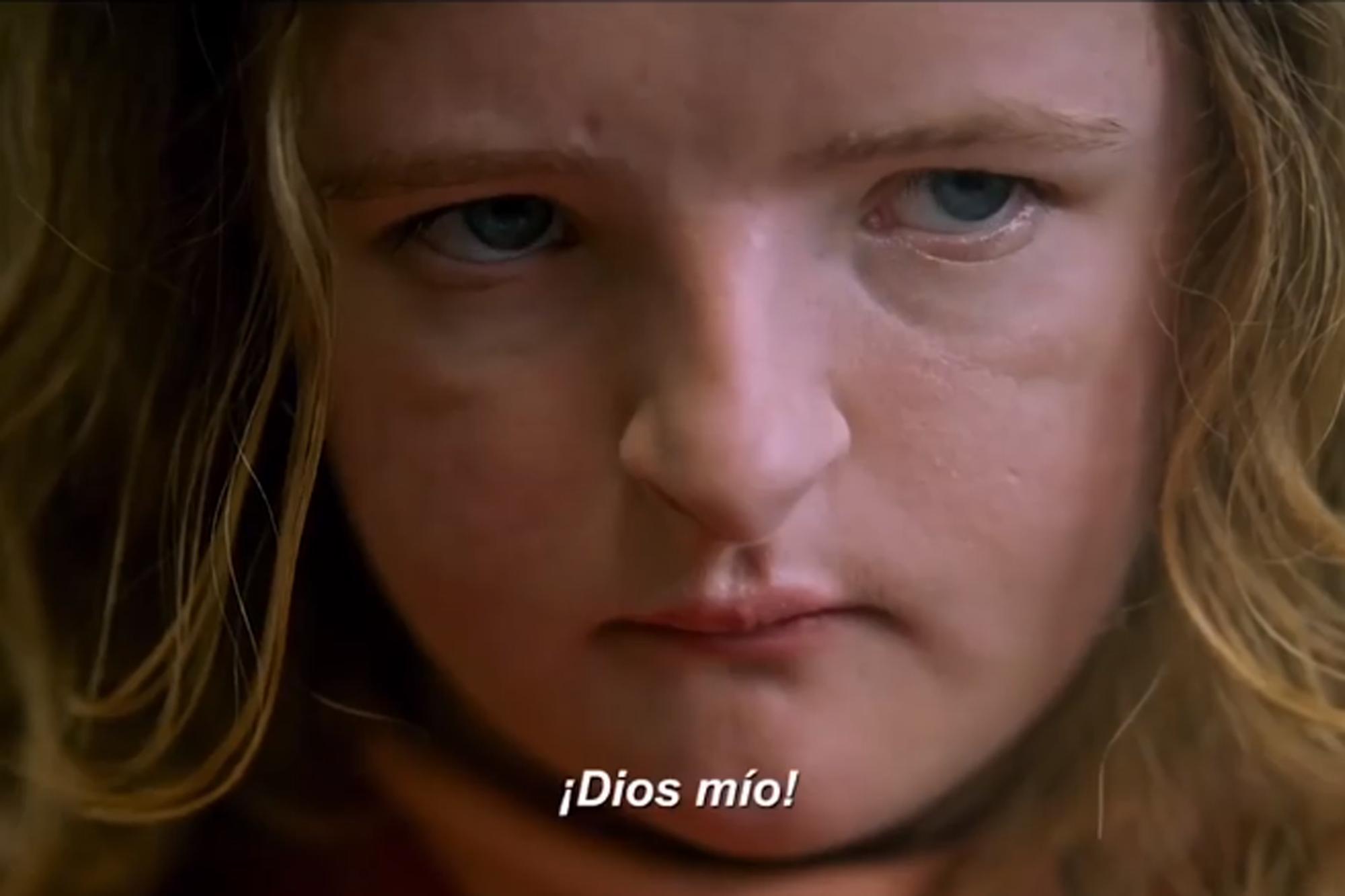 el legado del diablo trailer