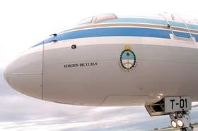 El Tango 01 (Boeing 757) voló sólo 418,30 horas y estuvo fuera de servicio 101 días.