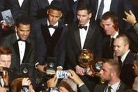 Messi eligió a Suárez y Cristiano a Benzemá; los diez más votados