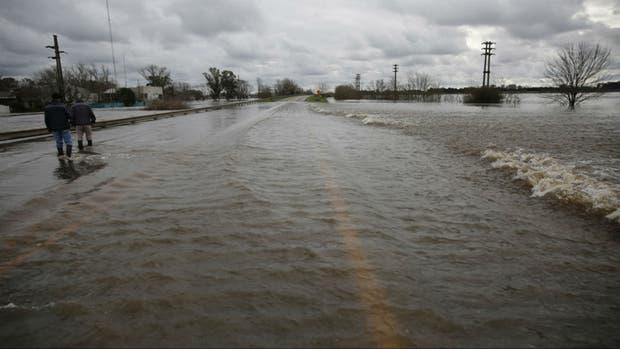 Las fuertes lluvias e inundaciones, causas principales de la declaración de emergencia agropecuaria en seis provincias