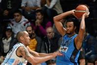 Bahía Basket le ganó a Peñarol y quedó a un paso de la final de la Conferencia Sur