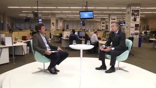 Entrevista completa a Gustavo Hornos