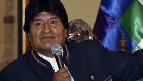 El presidente de Bolivia, Evo Morales rechazó la iniciativa del presidente Mauricio Macri
