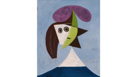Mujer con sombrero (Olga), 1935