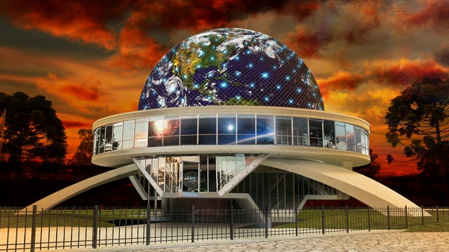Comienza una profunda renovación en el planetario porteño