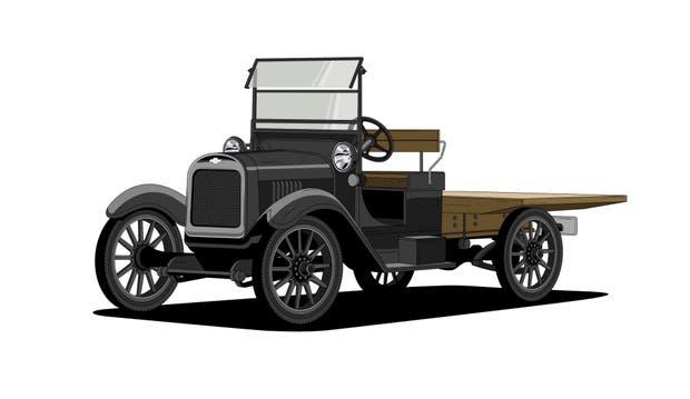 Chevrolet One-Ton