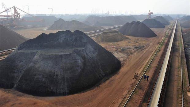 China tiene sobrecapacidad industrial en varias industrias pesadas