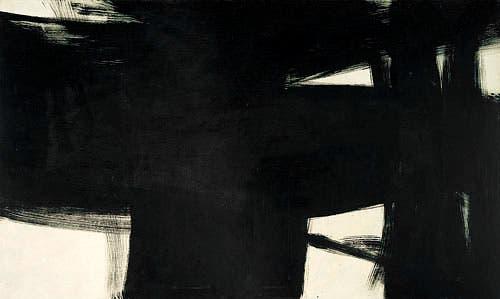 Gran pintura negra (1960), de Kenneth Kemble, se exhibirá en Fráncfort