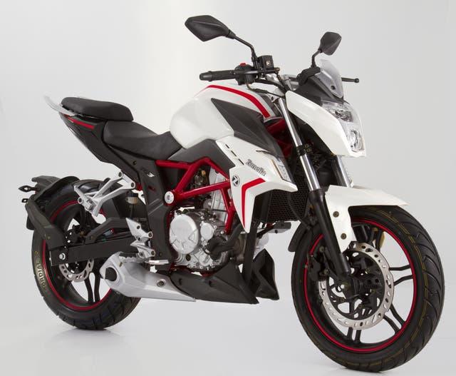 La Zanella RZ3 un moto nacional pensada para la calle