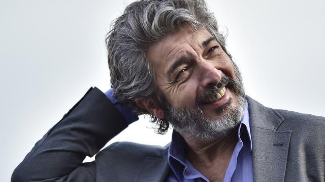El actor Ricardo Darin recibe en San Sebastián España, el premio Donostia.. Foto: AP