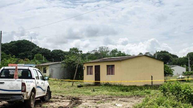 La casa en la que vivía Alberto Segundo Mina Ponce, donde habrían sido asesinadas, se encontraba a unos 500 metros.. Foto: Omar Sotomayor