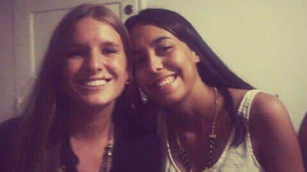 Familiares hacen campaña para conseguir fotos de la última noche que se vio a las chicas