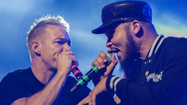 Major Lazer se une con J Balvin y Sean Paul