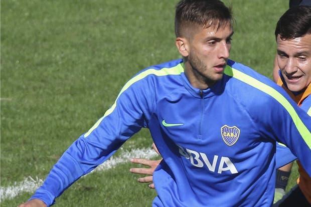 Betancur jugará ante River y luego se irá al Sub 20 de Uruguay