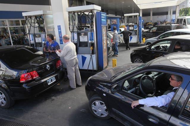 El precio de la nafta aumentó en torno del 10% este año