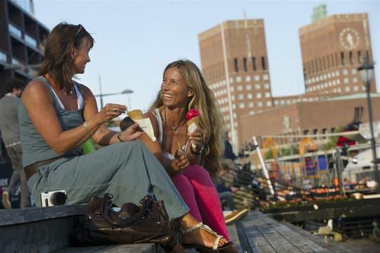 La brecha salarial entre varones y mujeres es casi inexistente. Foto: visitnorway.com