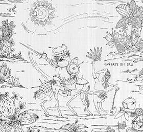 La famosa cuchillada de don Gonzalo Silvestre de Vera historia de Indias