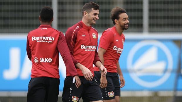 Alario y su encrucijada en Leverkusen