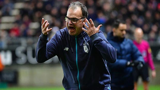 Lille termina su relación con el técnico Marcelo Bielsa