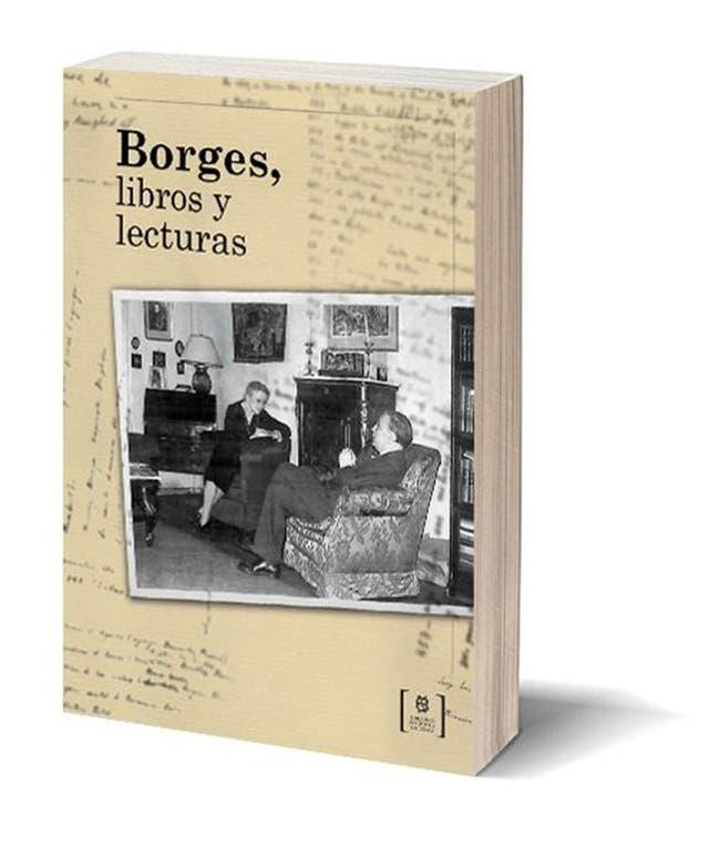 Resultado de imagen para Borges, libros y lecturas