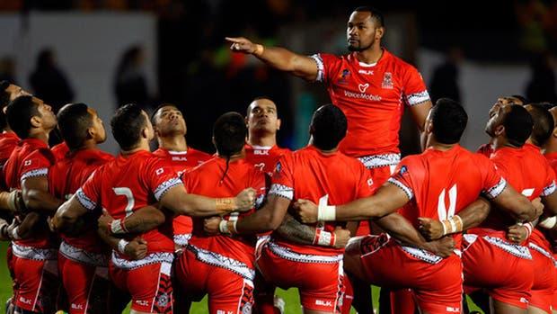 Tonga será rival argentino en el Mundial